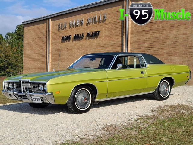 1972 Ford Galaxie 500 Coupe