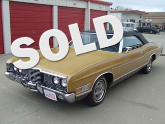 1972 Ford LTD    Mokena, Illinois   Classic Cars America LLC in Mokena Illinois