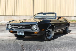 1972 Ford MUSTANG CONVERTIBLE Chesterfield, Missouri 1