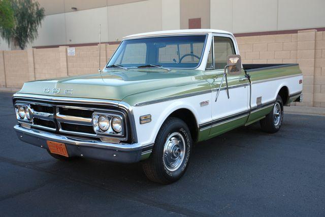 1972 GMC 1500 Super Custom Phoenix, AZ 9