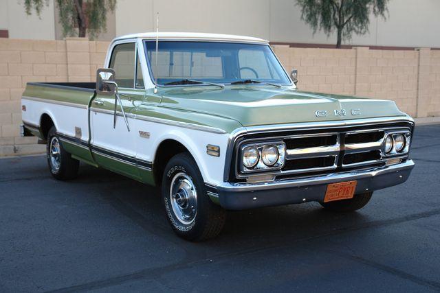 1972 GMC 1500 Super Custom Phoenix, AZ 8