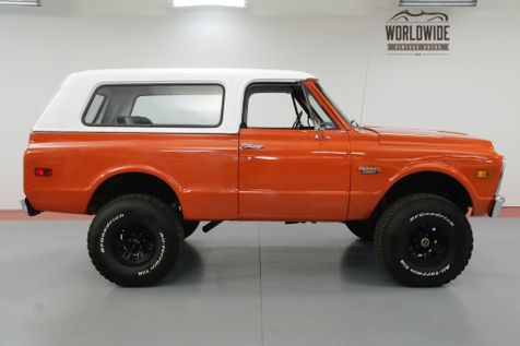 1972 GMC JIMMY RARE FULL CONVERTIBLE HUGGER ORANGE CHROME | Denver, CO | Worldwide Vintage Autos in Denver, CO