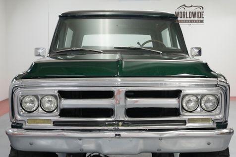 1972 GMC JIMMY  HIGH DOLLAR BUILD. V8. PB. AUTO. BLAZER. | Denver, CO | Worldwide Vintage Autos in Denver, CO
