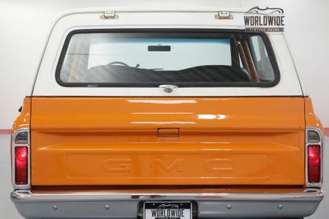 1972 GMC JIMMY 4x4. 350 V8. AUTO. CONVERTIBLE. PS. PB. | Denver, CO | Worldwide Vintage Autos in Denver, CO