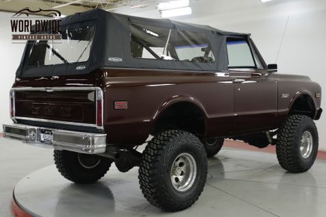 1972 GMC JIMMY RESTORED CONVERTIBLE V8 LIFT CHROME | Denver, CO | Worldwide Vintage Autos in Denver, CO