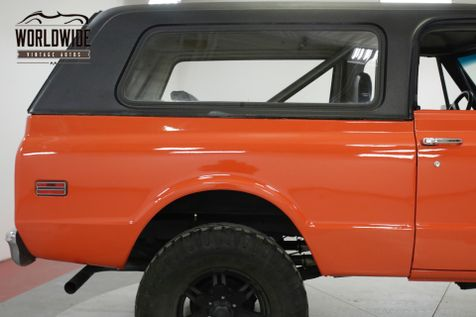 1972 GMC JIMMY V8 PS PB REMOVABLE TOP HUGGER ORANGE BLAZER | Denver, CO | Worldwide Vintage Autos in Denver, CO