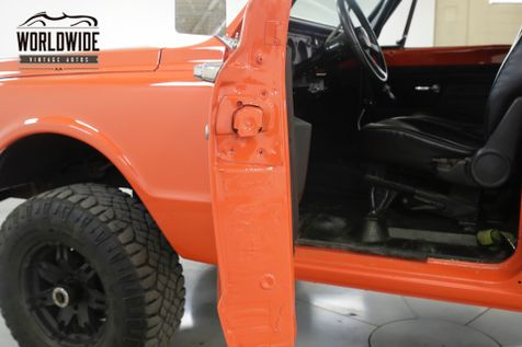 1972 GMC JIMMY V8 PS PB REMOVABLE TOP HUGGER ORANGE BLAZER | Denver, CO | Worldwide Vintage Autos in Denver, CO