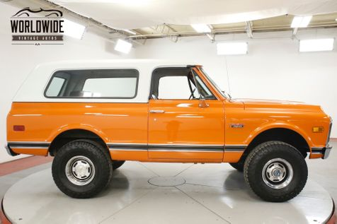 1972 GMC JIMMY LS3! AUTO HIGH DOLLAR RESTOMOD BUILD BLAZER  | Denver, CO | Worldwide Vintage Autos in Denver, CO