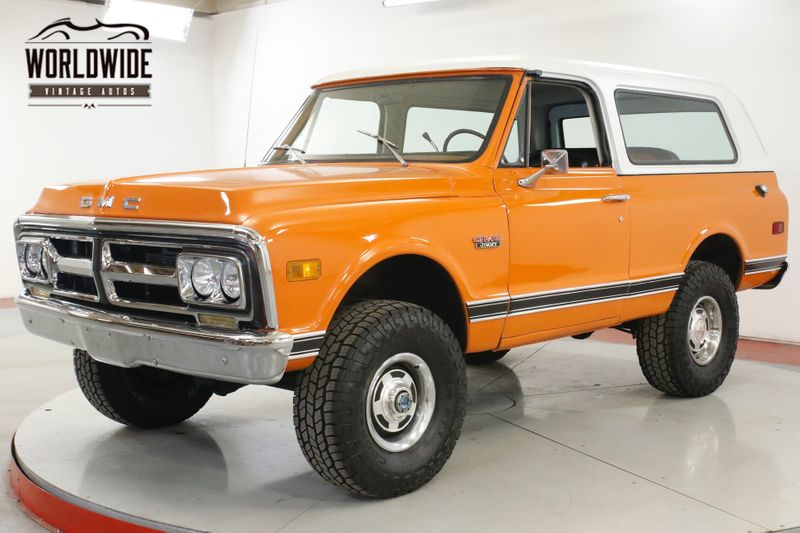 1972 GMC JIMMY LS3! AUTO HIGH DOLLAR RESTOMOD BUILD BLAZER  | Denver, CO | Worldwide Vintage Autos