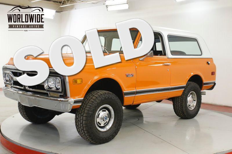 1972 GMC JIMMY LS3 AUTO HIGH DOLLAR RESTOMOD BUILD BLAZER   | Denver, CO | Worldwide Vintage Autos