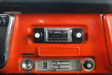 1972 GMC JIMMY FRAME OFF RESTORATION 4x4 200 MI AUTO    Denver, CO   Worldwide Vintage Autos in Denver, CO