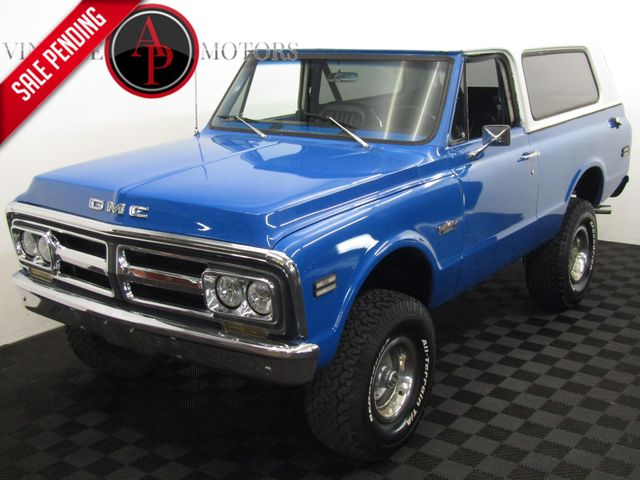 1972 GMC JIMMY FULL RESTORE V8 AC