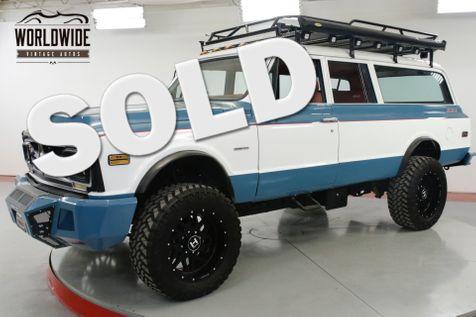1972 GMC SUBURBAN $80K+ BUILD 6.6L DURAMAX TURBO DIESEL AUTO  | Denver, CO | Worldwide Vintage Autos in Denver, CO