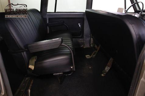 1972 GMC SUBURBAN FACTORY V8 3 ROW SEATING PS PB COLLECTOR   Denver, CO   Worldwide Vintage Autos in Denver, CO