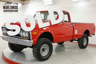 1972 GMC TRUCK K10 4x4 V8 PS PB 4 SPEED LIFT | Denver, CO | Worldwide Vintage Autos in Denver CO