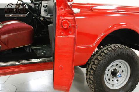 1972 GMC TRUCK K10 4x4 V8 PS PB 4 SPEED LIFT | Denver, CO | Worldwide Vintage Autos in Denver, CO