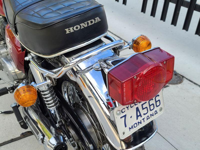 1972 Honda 750 Four CB750 K2  Only 13000 Original Miles   city Washington  Complete Automotive  in Seattle, Washington