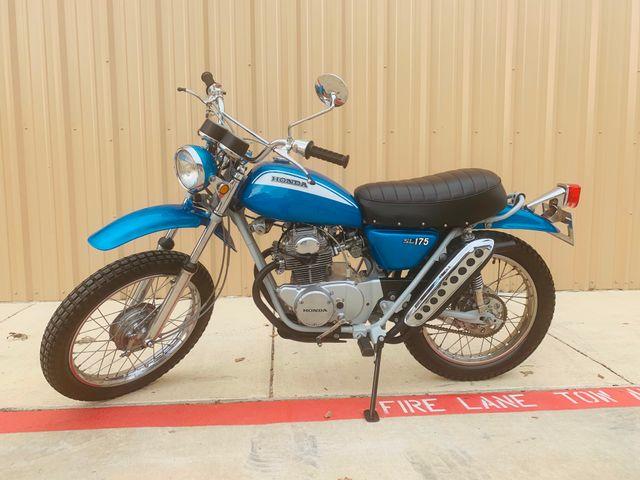 1972 Honda SL175