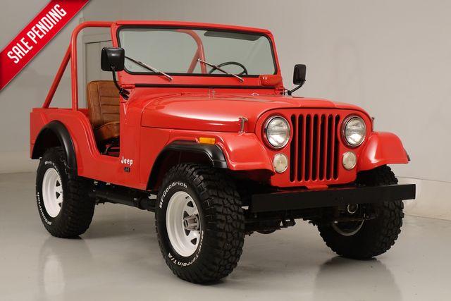 1975 Jeep CJ5 in Plano TX