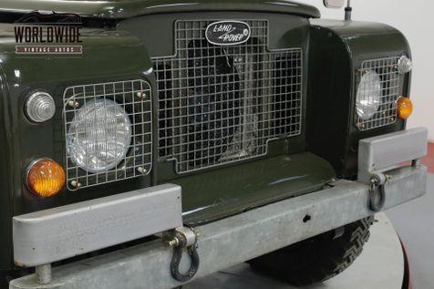 1972 Land Rover SERIES CREW CAB CUMMINS TURBO DIESEL 5 SPD DEFENDER | Denver, CO | Worldwide Vintage Autos in Denver, CO