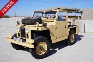 1972 Land Rover Santana Series 88 - IIA Militar in Tempe, Arizona 85281