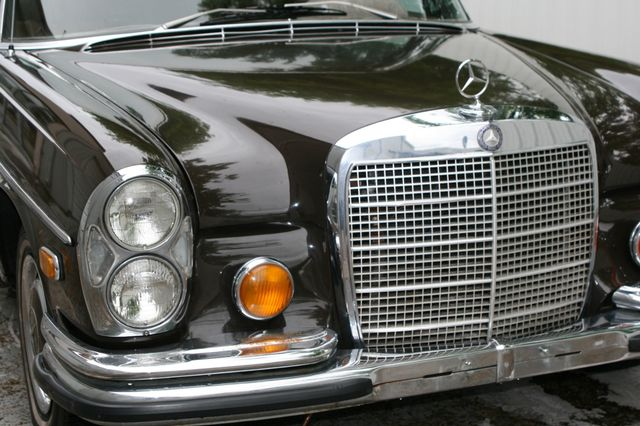 1972 Mercedes-Benz 280 SE Houston, Texas 2