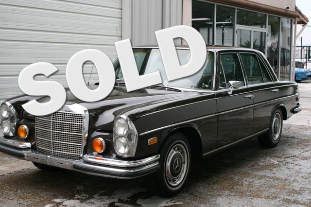 1972 Mercedes-Benz 280 SE Houston, Texas 0
