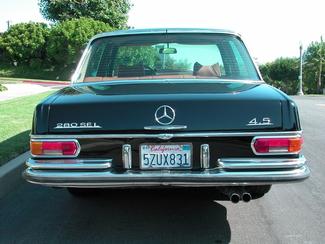1972 Mercedes-Benz 280 SEL 45 Super Clean Collectible Classic  city California  Auto Fitnesse  in , California
