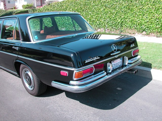 1972 Mercedes-Benz 280 SEL 45 Super Clean Collectible Classic  city California  Auto Fitness Class Benz  in , California