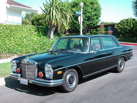 1972 Mercedes-Benz 280 SEL 4.5 Super Clean! Collectible Classic!! in , California