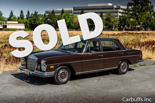 1972 Mercedes Benz 280SEL 4.5 | Concord, CA | Carbuffs in Concord