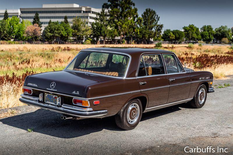 1972 Mercedes Benz 280SEL 4.5 | Concord, CA | Carbuffs in Concord, CA