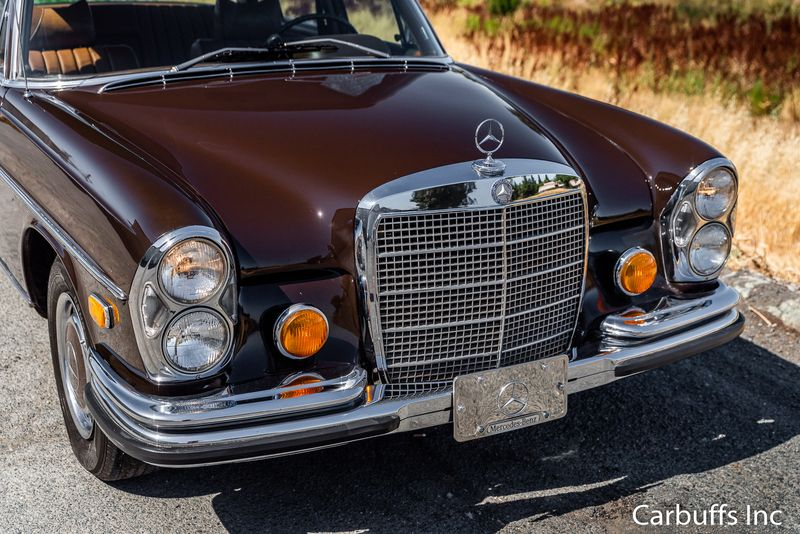 1972 Mercedes Benz 280SEL 4.5 | Concord, CA | Carbuffs in Concord, CA