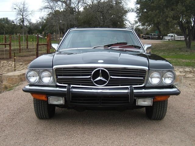 1972 Mercedes Benz 350 SL Liberty Hill, Texas