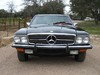 1972 Mercedes Benz 350 SL Liberty Hill, Texas