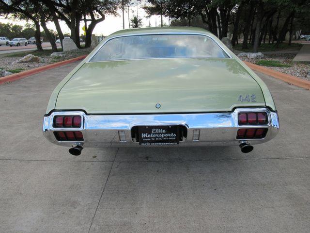 1972 Oldsmobile 442 Austin , Texas 8