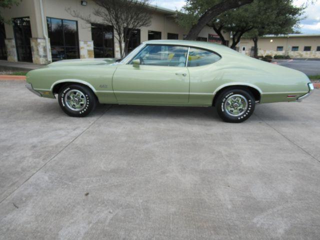 1972 Oldsmobile 442 Austin , Texas 11