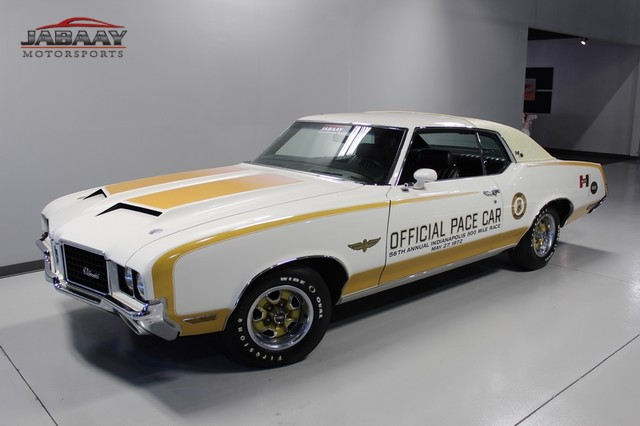 1972 Oldsmobile Cutlass 442 Pace Car Merrillville, Indiana 35