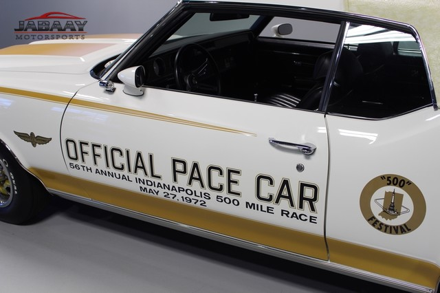 1972 Oldsmobile Cutlass 442 Pace Car Merrillville, Indiana 45