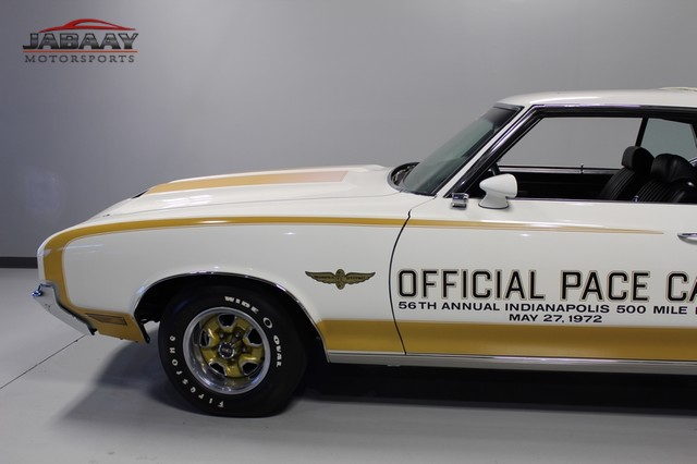 1972 Oldsmobile Cutlass 442 Pace Car Merrillville, Indiana 46