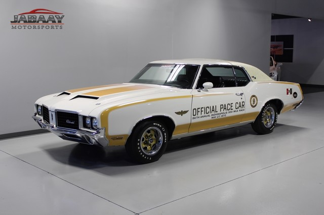 1972 Oldsmobile Cutlass 442 Pace Car Merrillville, Indiana 48