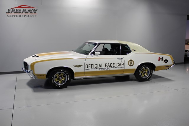 1972 Oldsmobile Cutlass 442 Pace Car Merrillville, Indiana 49