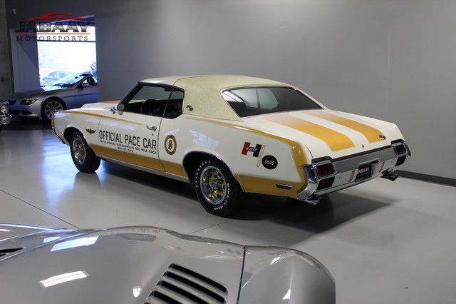 1972 Oldsmobile Cutlass 442 Pace Car Merrillville, Indiana 51