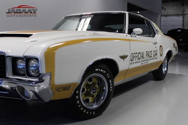 1972 Oldsmobile Cutlass 442 Pace Car Merrillville, Indiana 37