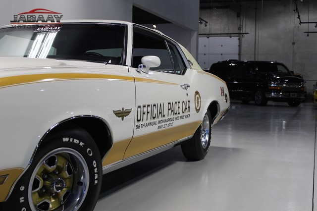 1972 Oldsmobile Cutlass 442 Pace Car Merrillville, Indiana 38