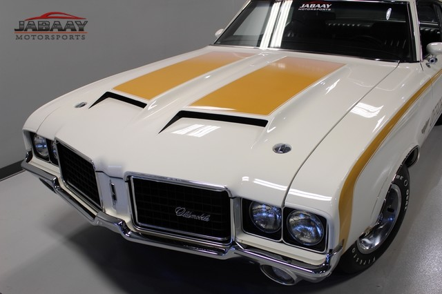 1972 Oldsmobile Cutlass 442 Pace Car Merrillville, Indiana 39