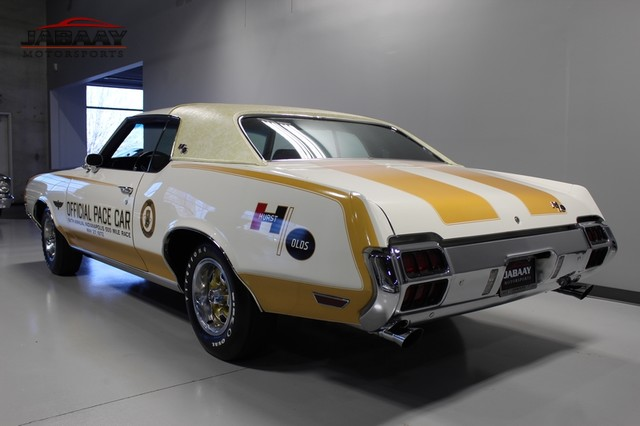 1972 Oldsmobile Cutlass 442 Pace Car Merrillville, Indiana 2