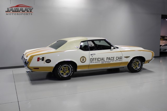 1972 Oldsmobile Cutlass 442 Pace Car Merrillville, Indiana 58