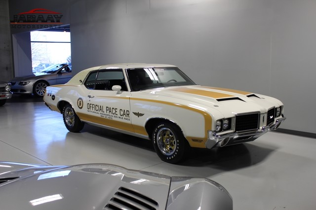 1972 Oldsmobile Cutlass 442 Pace Car Merrillville, Indiana 60