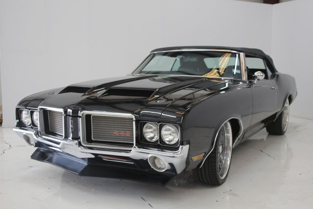 1972 Oldsmobile Cutlass 442 Restomod Houston, Texas 1
